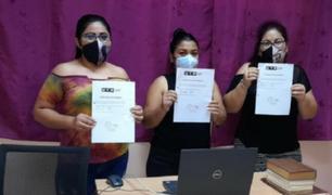 Internas del penal Mujeres Sullana acceden a educación superior universitaria