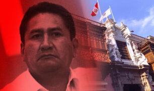 ¡Exclusivo! Vladimir Cerrón proclama cambio en la política exterior peruana
