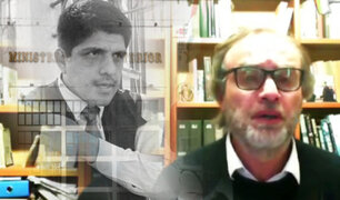 Basombrío denuncia que ministro Carrasco pidió evitar investigaciones contra Guido Bellido