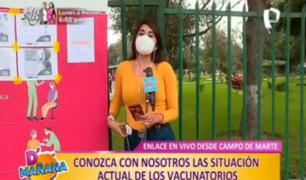 Vacunación en Lima: ¿cuándo llegará el nuevo lote de Sinopharm?