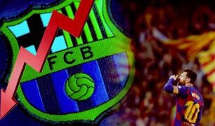 Messi y las consecuencias de su adiós: el Barza podría perder 137 millones de euros por su salida