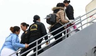 Mininter: estamos trabajando proyecto para expulsión de extranjeros que cometan delitos