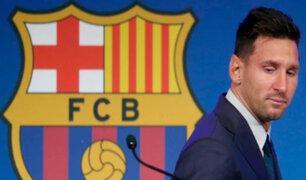 Cambio de planes: Messi decidió no viajar a Francia y no será presentado en PSG este martes