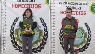 Capturan a pareja acusada de matar e incinerar a niña de 5 años en un cilindro