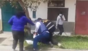 Chaclacayo: protesta vecinal terminó en balacera
