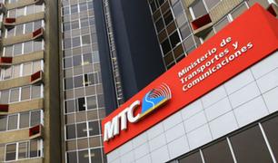 """MTC: """"Designaciones de funcionarios se realizan con transparencia y de acuerdo a ley"""""""
