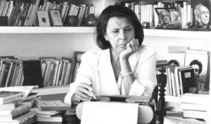 Casa de la Literatura: realizan conversatorio sobre libro de la poeta  Blanca Varela