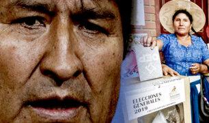 OEA concluye que hubo fraude en las elecciones presidenciales de 2019 en Bolivia