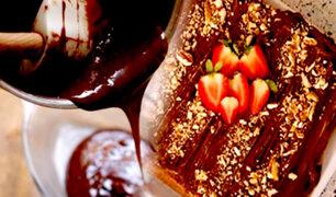 D'Mañana: aprenda a preparar un riquísimo turrón de chocolate con solo S/.25