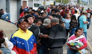 Venezolanos en Perú tendrán que pagar 44 soles diarios tras vencimiento de residencia