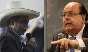 Reunión entre Pedro Castillo y titular de la BCR quedó suspendida este martes