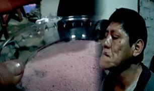 'Caracha' adulteraba cocaína y la hacía pasar como droga 'Tusi'