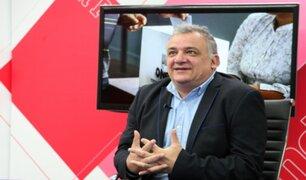 Gustavo Guerra García fue designado hoy viceministro de Hacienda