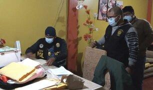 """""""La resurrección norteña"""": detienen a presuntos miembros de banda criminal en Chiclayo"""