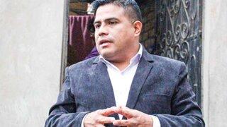 Alcalde del Rímac fue detenido por denuncia de violencia familiar
