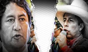 Encuesta Ipsos: más del 80% de peruanos considera que Cerrón debe alejarse del gobierno