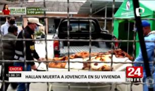 Cajamarca: madre encuentra a su hija muerta en su casa
