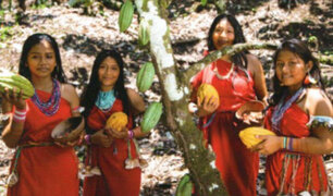 Cámara de Comercio de Pueblos Indígenas del Perú reconoce a multinacional por su aporte en desarrollo de comunidades