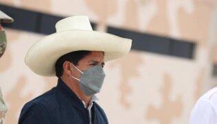 """Presidente Castillo reitera llamado a luchar contra """"las grandes desigualdades"""" que tiene el país"""