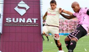 Sunat publica convocatoria para seleccionar al administrador de Universitario y Sport Boys