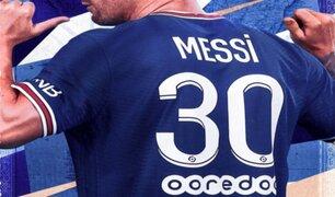 Messi revoluciona el PSG: camiseta se agota en la web oficial en solo una hora