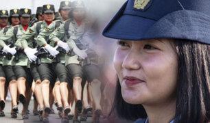 Indonesia pone fin a las pruebas de virginidad para las mujeres aspirantes a la milicia