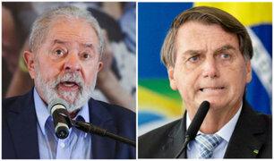 """Lula da Silva acusa a Bolsonaro de emular a Trump: """"Está intentando generar confusión"""""""