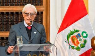 Congreso: Fuerza Popular y Avanza País presentan interpelación contra canciller Héctor Béjar