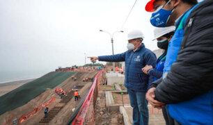 Magdalena: obra del malecón Castagnola sería entregada en septiembre