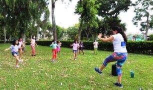Día del Niño: menores podrán ingresar gratis a parques zonales este fin de semana