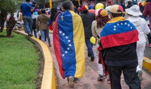 Embajada de Venezuela pide relación de venezolanos en el Perú