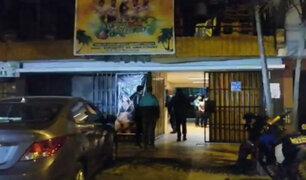 Covid-19: más de 300 personas fueron intervenidas durante una fiesta clandestina en el Callao