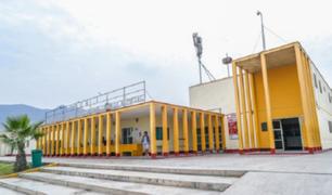 Suspenden ingreso de abogados a penal Ancón I tras detectar 36 casos de la COVID-19