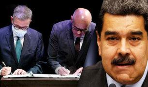 Gobierno de Venezuela y oposición inician diálogo en México
