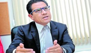 Mario Carhuapoma: Amado Enco se sumará al staff profesional de EsSalud