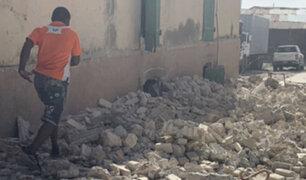 Haití: se elevó a 724  el número de fallecidos por terremoto