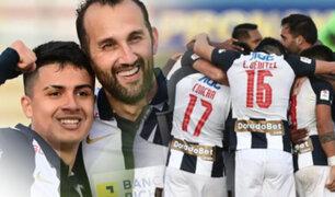 Alianza Lima derrotó 1-0 al Municipal y es líder de la Fase 2
