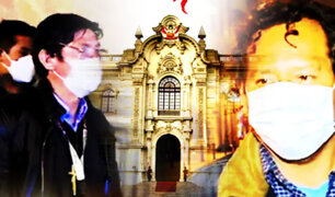 ¡Exclusivo! Profesores vinculados al Movadef ingresaron a Palacio falseando registro