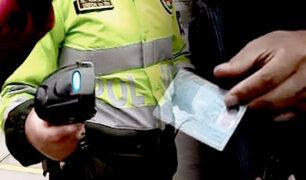 San Isidro: PNP usa dispositivo que identifica a personas con requisitoria en solo segundos