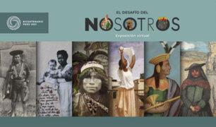 Ministro Ciro Gálvez  inaugura exposición sobre pueblos indígenas en Huancayo