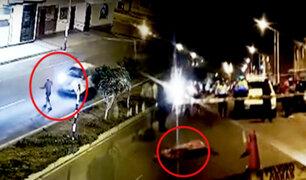 Chimbote: conductor atropella a un hombre y se da a la fuga