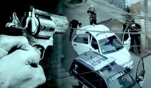 SJL: Policía detuvo a presuntos raqueteros en un falso taxi