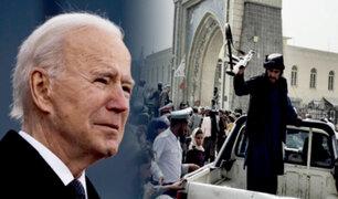 Caos en Afganistán: Joe Biden enviará otros mil soldados con lo que sumarán 7 mil
