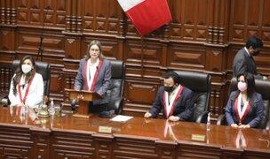 Congreso: piden convocar a junta de portavoces por declaraciones del canciller Béjar