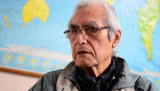 Héctor Béjar asegura que sus declaraciones fueron sacadas de contexto, según ministro Ayala