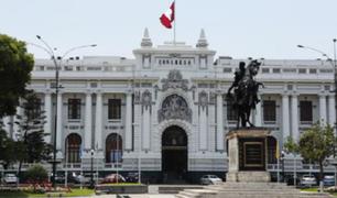 Se instalaron de manera oficial las comisiones legislativas del Congreso de la República