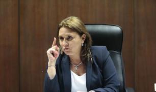 """Pérez Tello: """"Fiscalía debe investigar ingreso irregular de profesores a Palacio de Gobierno"""""""