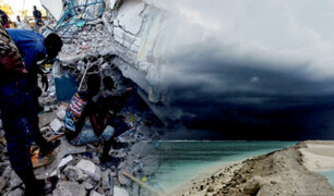 Haití en alerta por llegada de tormenta 'Grace', mientras continúa labores de rescate