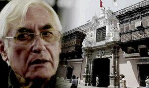 Héctor Béjar habría renunciado a la Cancillería