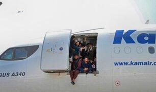 EEUU asegura que recibió garantías de talibanes para dejar pasar a civiles al aeropuerto